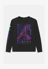 Jordan - MOUNTAINSIDE CREW - Sweatshirt - black - 0