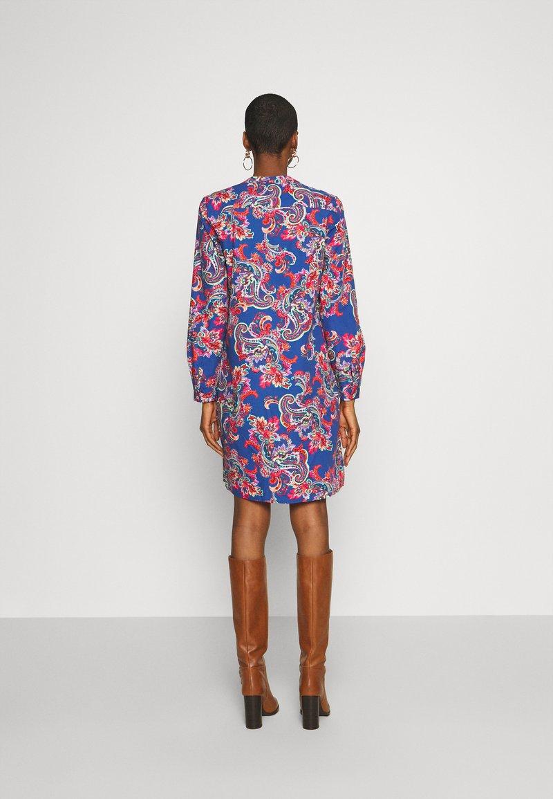 Emily van den Bergh - Denní šaty - blue/multi-coloured