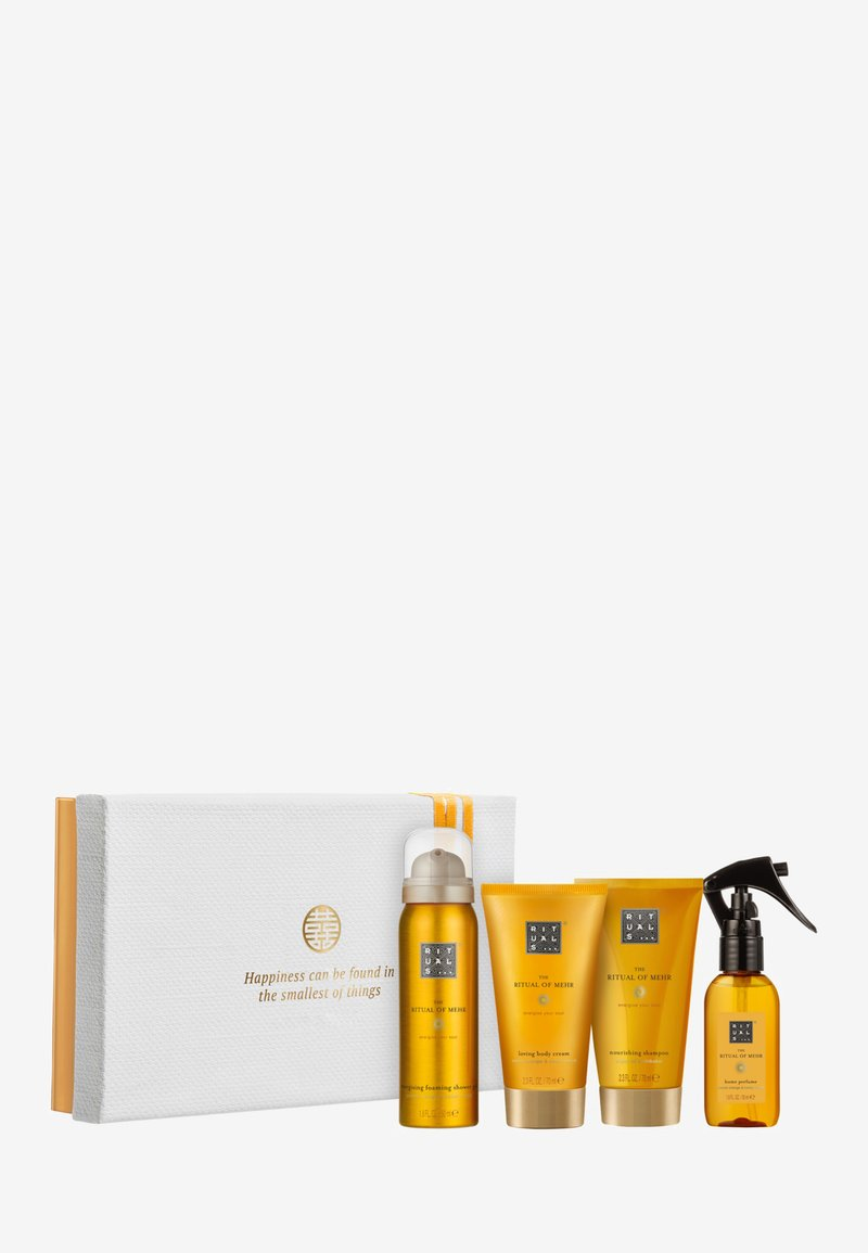 Rituals - THE RITUAL OF MEHR - SMALL GIFT SET 2021 - Bath and body set - -