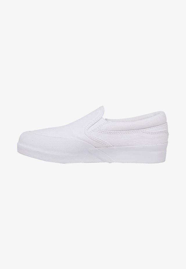INFINITE  - Mocassins - white/white/white