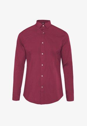 Camisa - burgundy red