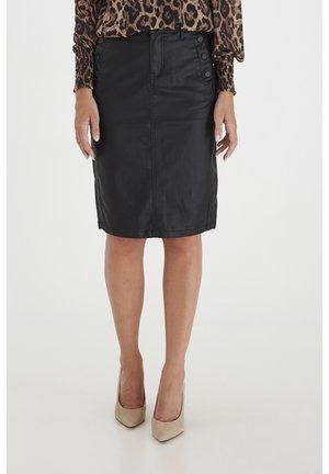 FRNOTALIN - A-line skirt - black