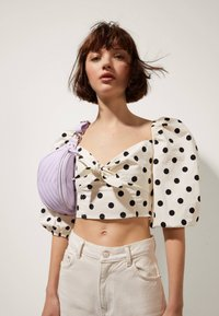 Bershka - Bum bag - mauve - 1