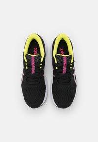ASICS - PATRIOT 12 - Scarpe running neutre - black/hot pink - 3