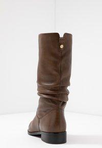 Dune London - ROSALINDA - Vysoká obuv - tan - 5