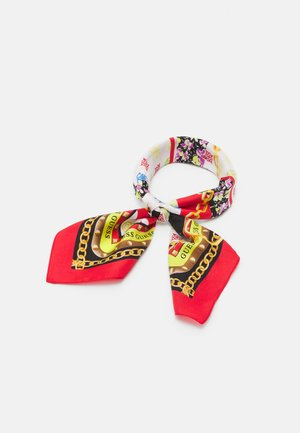 PRINTED - Chusta - red/multi