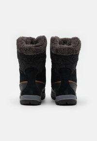 Jack Wolfskin - ASPEN TEXAPORE HIGH  - Winter boots - black/dark grey - 2