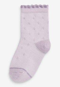 Next - 7 PACK - Socks - multi-coloured - 4