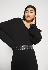 Zign - Jumper dress - black - 3
