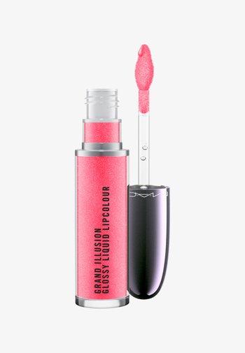 GRAND ILLUSION LIQUID LIPCOLOUR - Liquid lipstick - spoil yourself