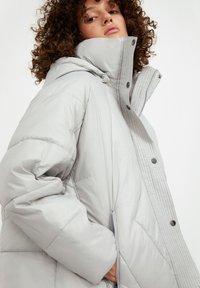 Finn Flare - Winter jacket - light grey - 4