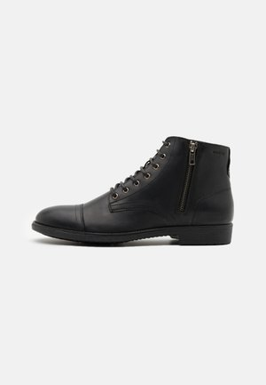 JAYLON - Lace-up ankle boots - black