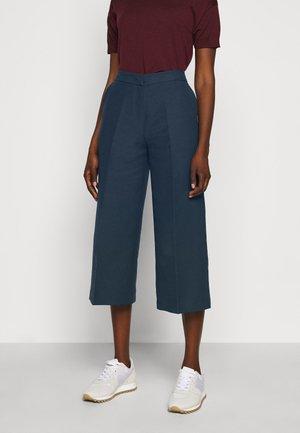 TESSA - Pantalones - navy blazer