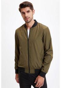 DeFacto - Light jacket - khaki - 2