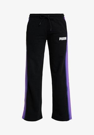 PERFORMANCE PANTS - Tracksuit bottoms - black