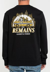 Element - Sweatshirt - flint black - 1