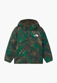 The North Face - REVERSIBLE PERRITO UNISEX - Vinterjakke - new taupe green - 2