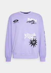 Mennace - UNITE - Sweatshirt - lilac - 4