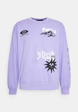 UNITE - Sweater - lilac