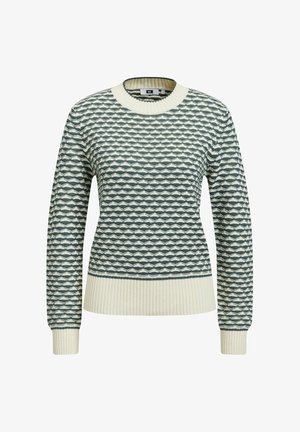 Jumper - greyish green