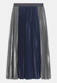 IKKS - Pleated skirt - navy - 1