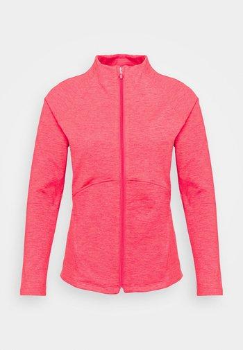 CLOUDSPUN FULL ZIP - Zip-up sweatshirt - teaberry heather