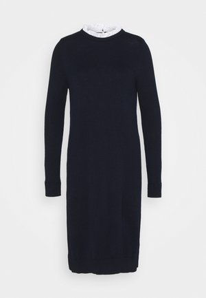 FABMIX DRESS - Jumper dress - navy