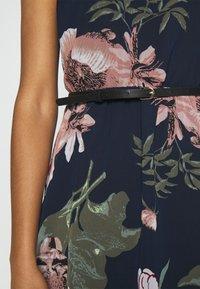 Vero Moda - VMKATNISS SHORT DRESS - Day dress - navy blazer/katniss - 5