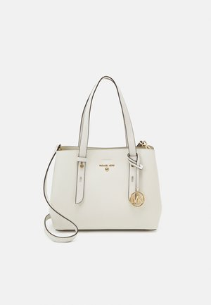 MEL TOTE - Handbag - optic white