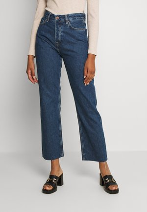 ROBYN - Relaxed fit jeans - dark used