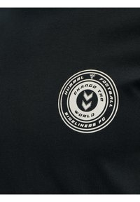 Hummel Hive - T-shirt print - dark navy - 4