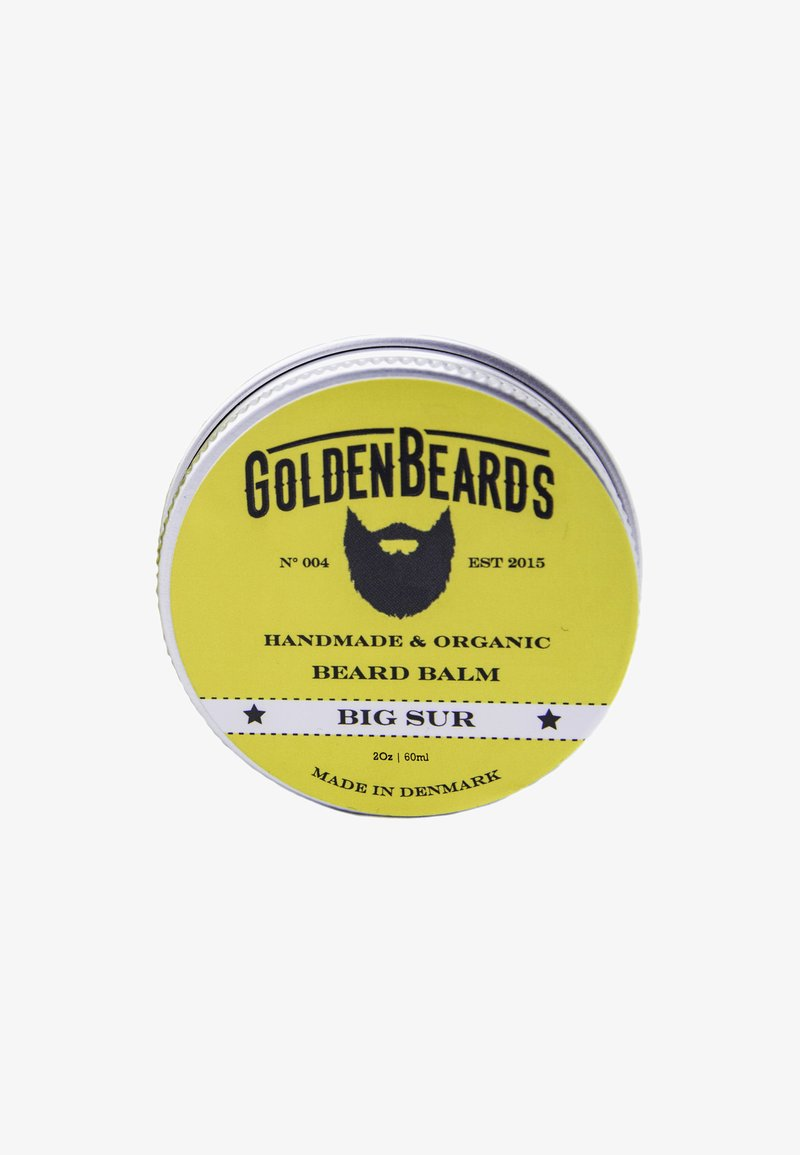 Golden Beards - BEARD BALM - Beard oil - big sur