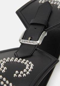 Just Cavalli - Pásek - black - 5