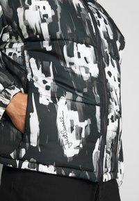 Just Cavalli - SPORTS JACKET - Winter jacket - black - 8