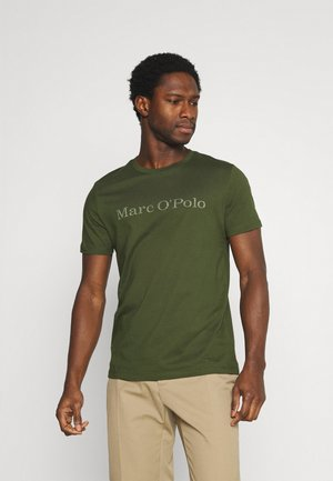 SHORT SLEEVE - Print T-shirt - dried herb