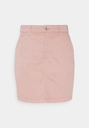 JDYDAKOTA LIFE SKIRT  - Mini skirt - adobe rose
