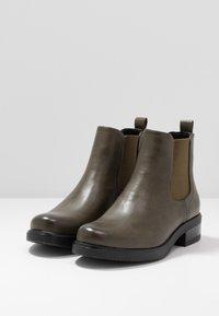 Anna Field - Ankle boots - dark green - 4