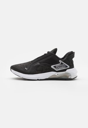 LQDCELL METHOD - Sports shoes - black/silver