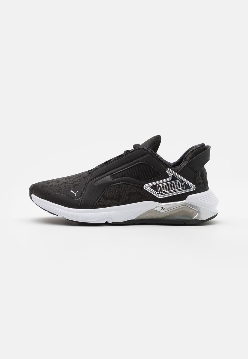 Puma - LQDCELL METHOD - Trainings-/Fitnessschuh - black/silver
