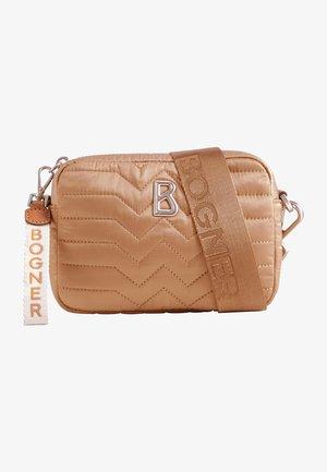 MERIBEL MILENA - Across body bag - caramel