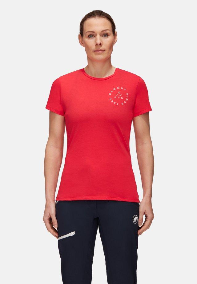 T-shirt z nadrukiem - sunset prt2