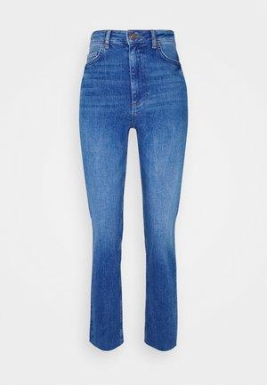 PCDELLY ELECTRIC - Jeans Skinny Fit - medium blue denim