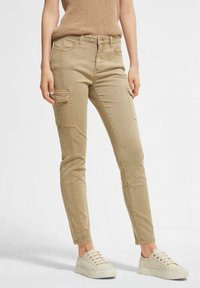 comma casual identity - Pantaloni cargo - sand - 6