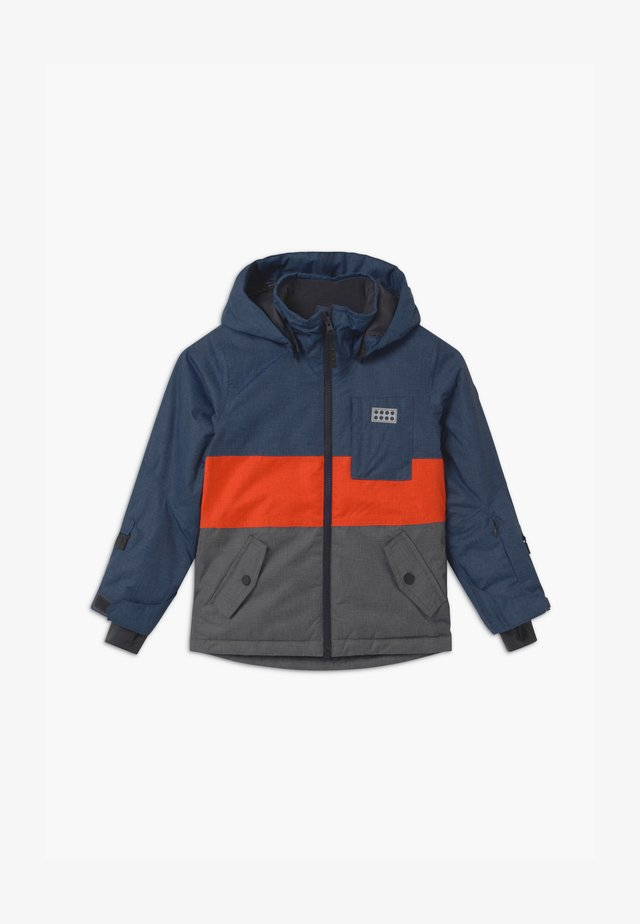 JOSHUA UNISEX - Winter jacket - light blue