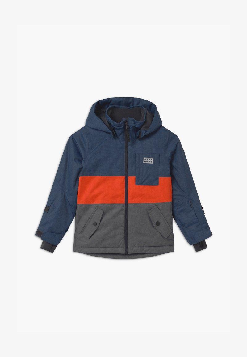LEGO Wear - JOSHUA UNISEX - Winter jacket - light blue