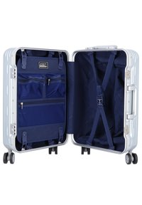 march luggage - Wheeled suitcase - silver - 4