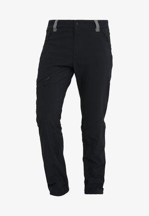 TRIPLE CANYON™ FALL HIKING PANT - Długie spodnie trekkingowe - black