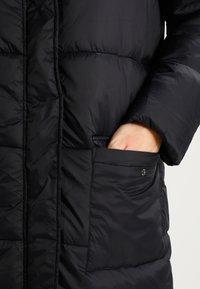 Saint Tropez - Winter coat - black - 4