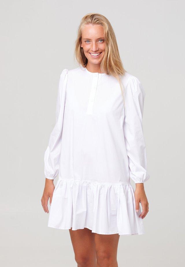 TAVEN - Day dress - white