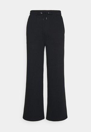 UNISEX - Kalhoty - black